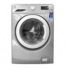 Máy Giặt Cửa Ngang Inverter Electrolux EWF12853S (8Kg) Cũ – Xám Bạc – Hàng Chính Hãng